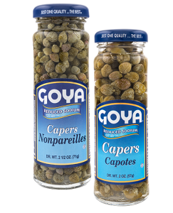 Reduced Sodium Capers
