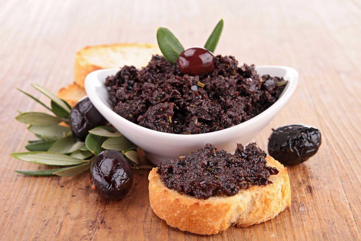 Tapenade con olivas negras GOYA