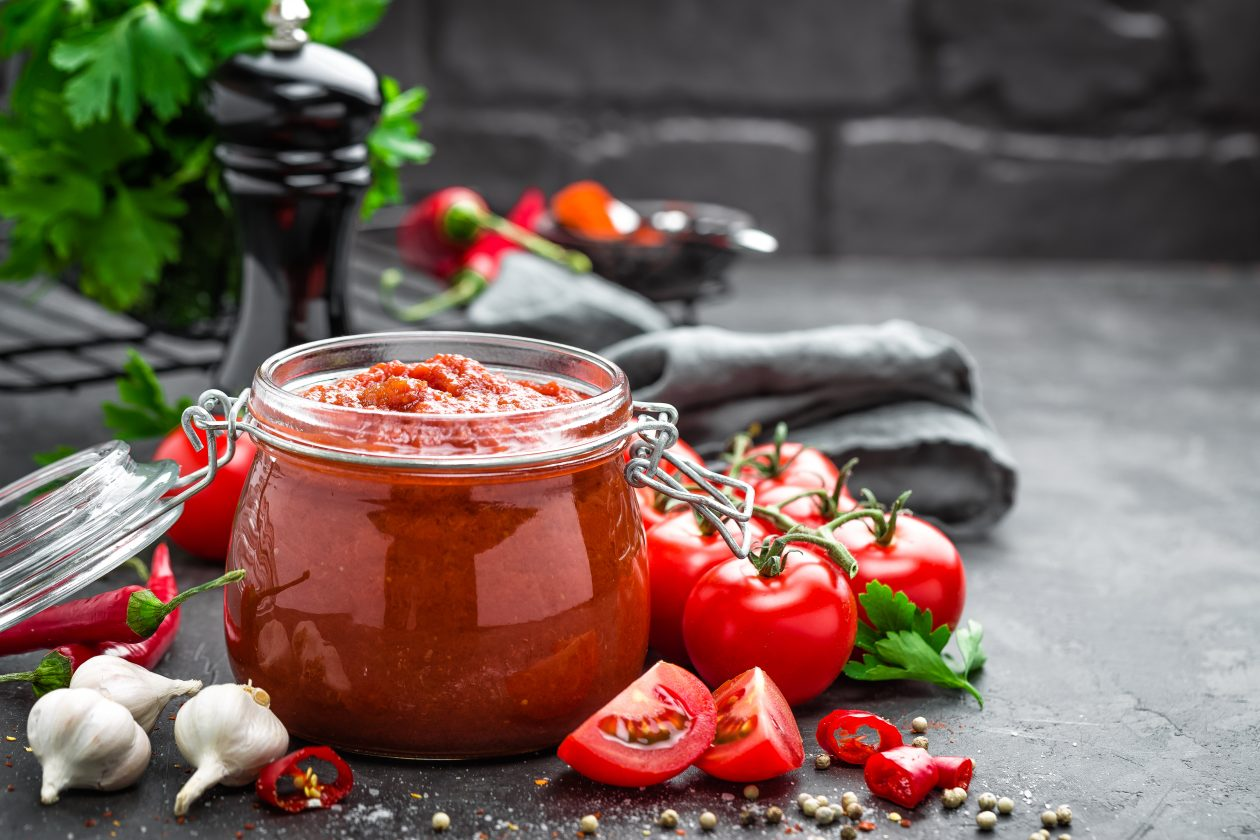 Recipe tomato sauce