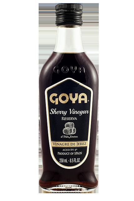 Vinagre sherry reserva Goya