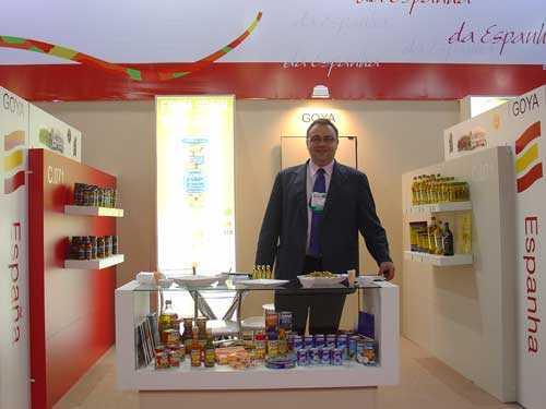 Feria Sial Brasil 2012