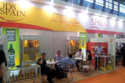 Feria Sial China 2012