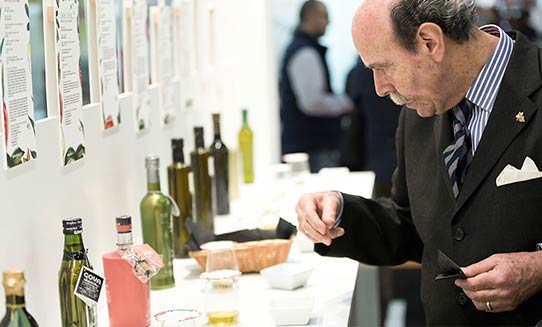 Olive Oil alimentaria