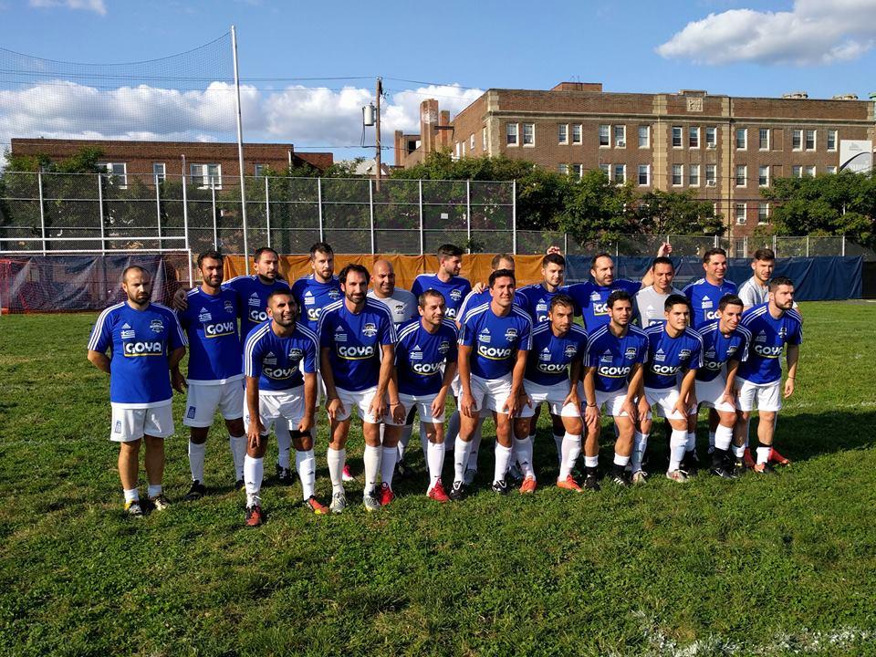 PHL Goya Greek team