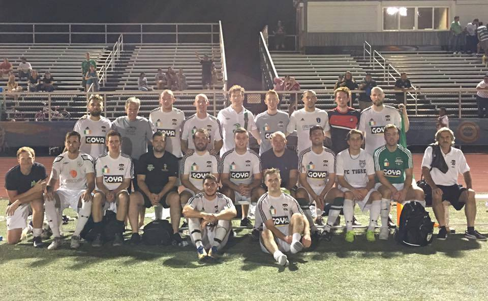 PHL Goya Ireland team