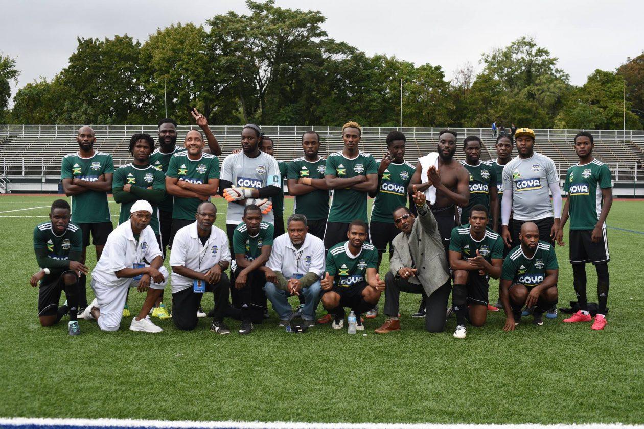 PHL Goya Jamaica team