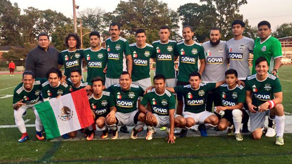 PHL Goya Mexico team