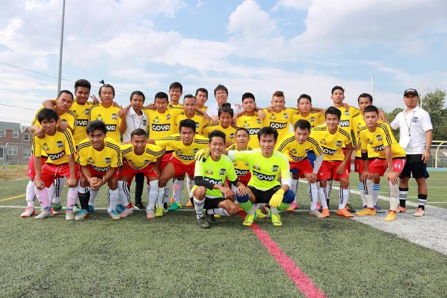 PHL Goya Myanmar team