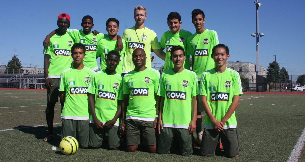 PHL Goya Team Nigeria