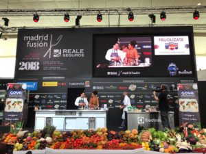 Showcooking Madrid Fusion