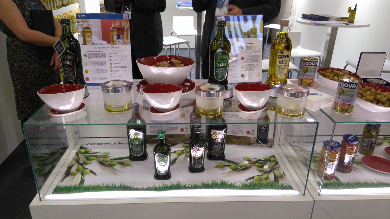 Goya Olive Oils