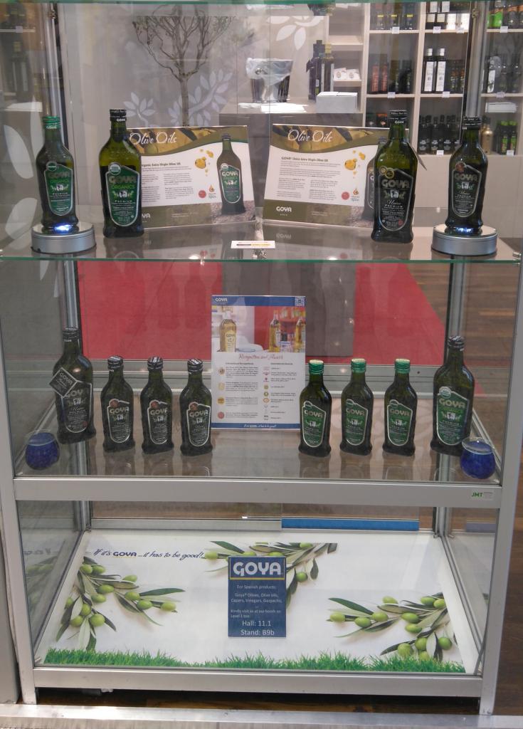 Goya Olive Oil Bar