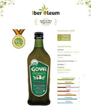 Iberoleum Coupage Goya Organics