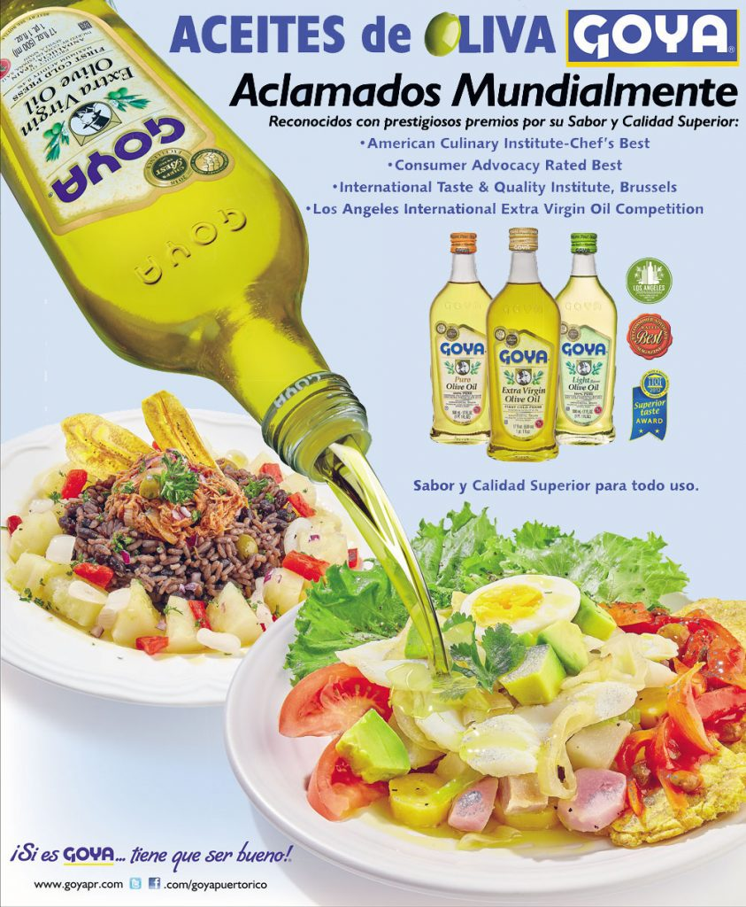 Promo Aceites Goya Puerto Rico