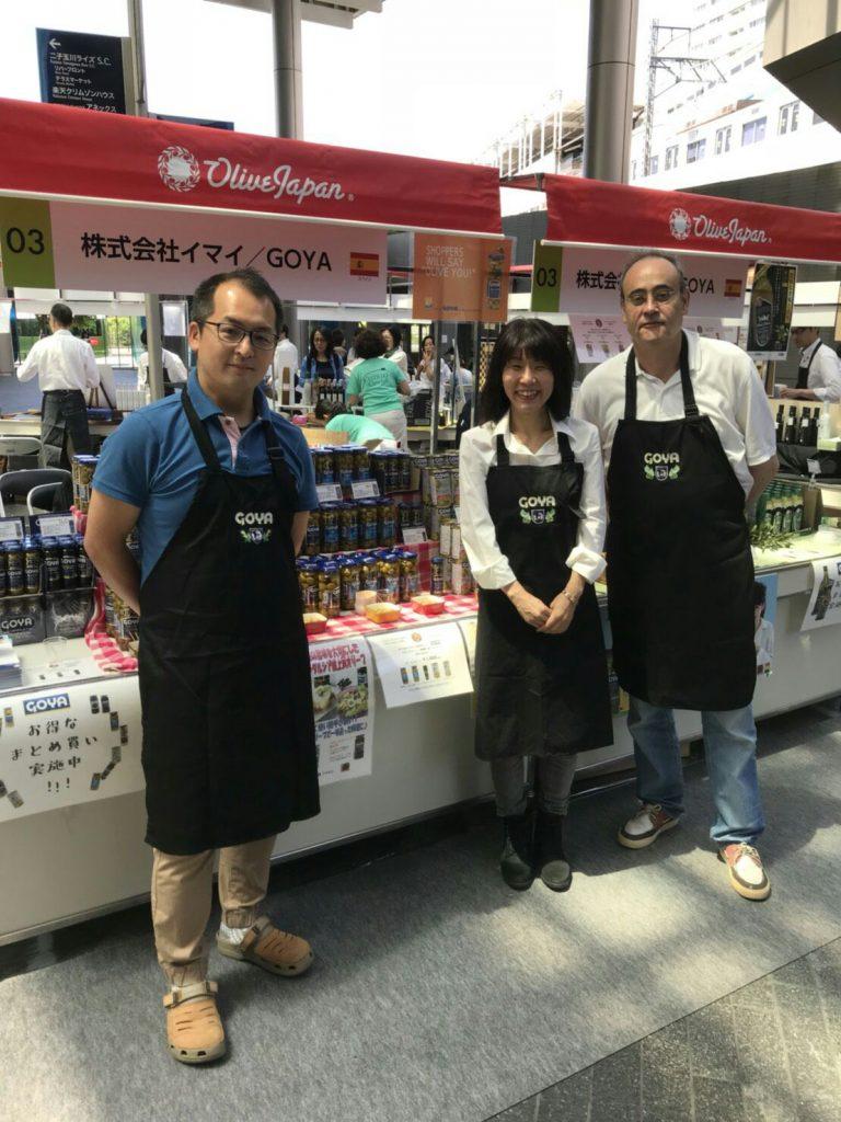 Goya Japan Team