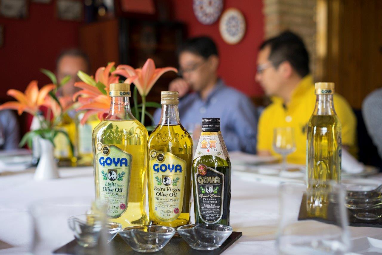 Goya España Olive Oils