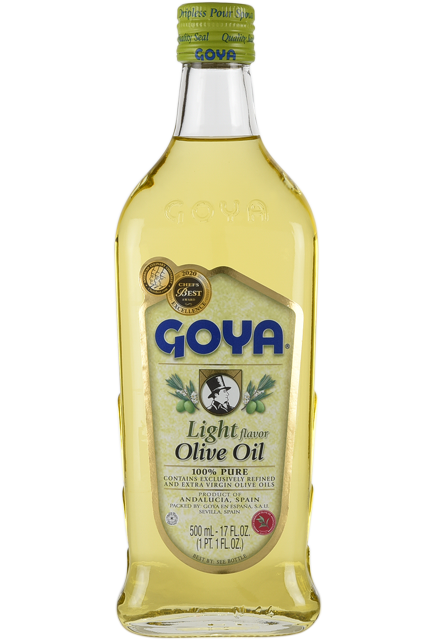 Light Flavor Olive Oil