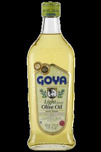 Aceite de oliva sabor suave /light flavor olive oil