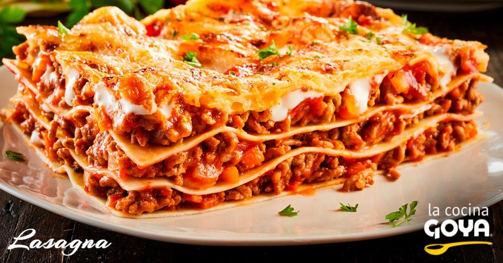 Homemade meat Lasagna recipe!