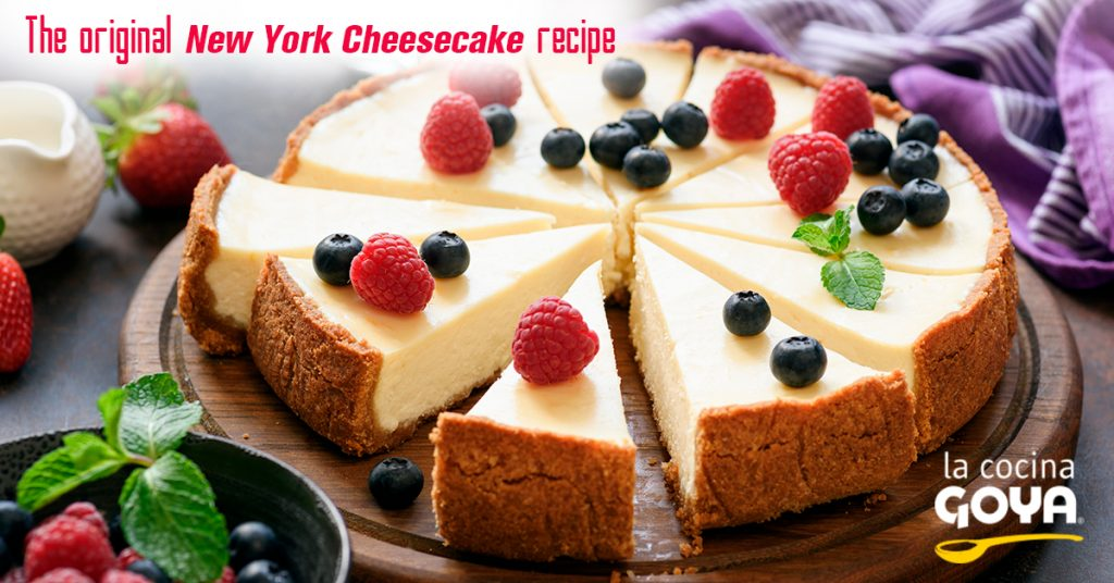 New York Cheesecake Recipe!