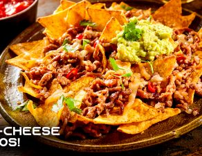 chilli cheese nachos recipe