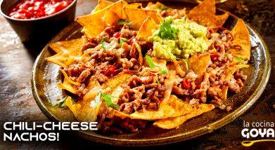 chilli cheese nachos recipe