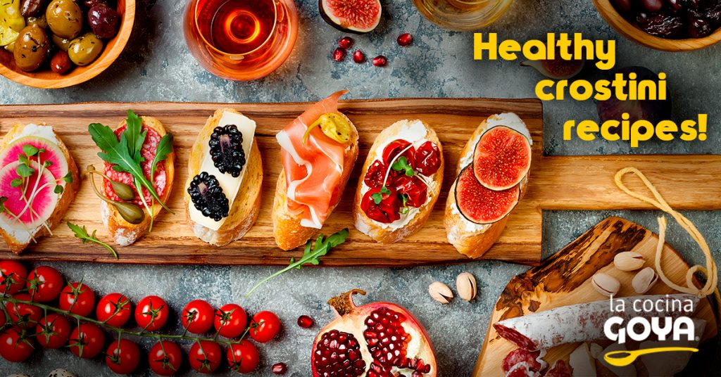 Healthy Crostini Recipes
