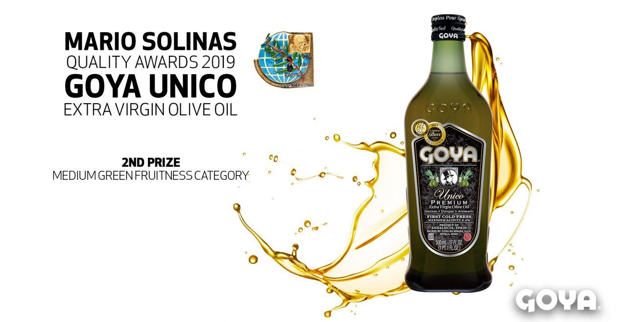 the Mario Solinas 2019 Quality Awards