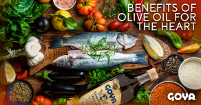 Benefits of olive oil for the heart