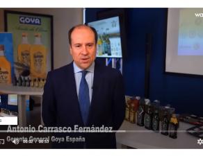 Entrevista Antonio Carrasco sobre cata de aceite - olive oil tasting