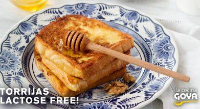 torrijas lactose free recipe