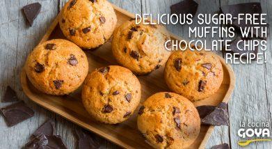 sugar free muffins