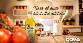 Uses of Olive Oil in the kitchen