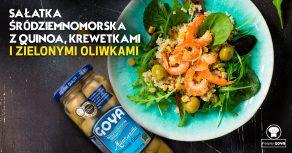 Quinoa con gambas FB Polaco