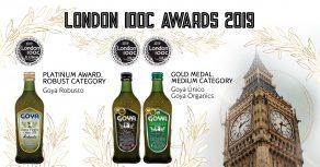 Concurso London IOOC 2019