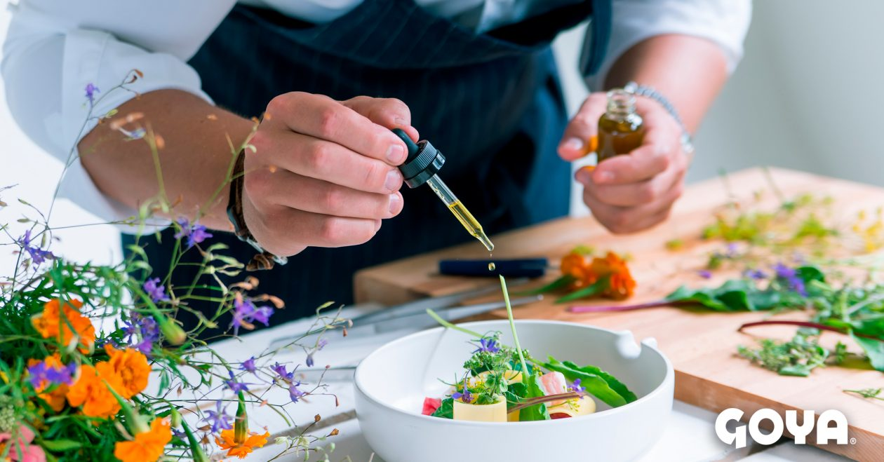 Tecnicas de cocina con aceite