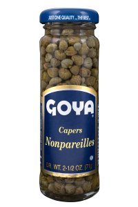 Alcaparras nonpairelles | capers