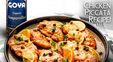 Chicken-piccata | pollo picatta