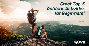 Outdoor activities | actividades al aire libre