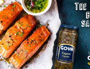 The best baked salmon recipe!