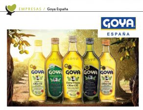 Goya en la revista mercacei | Goya in mercacei magazine