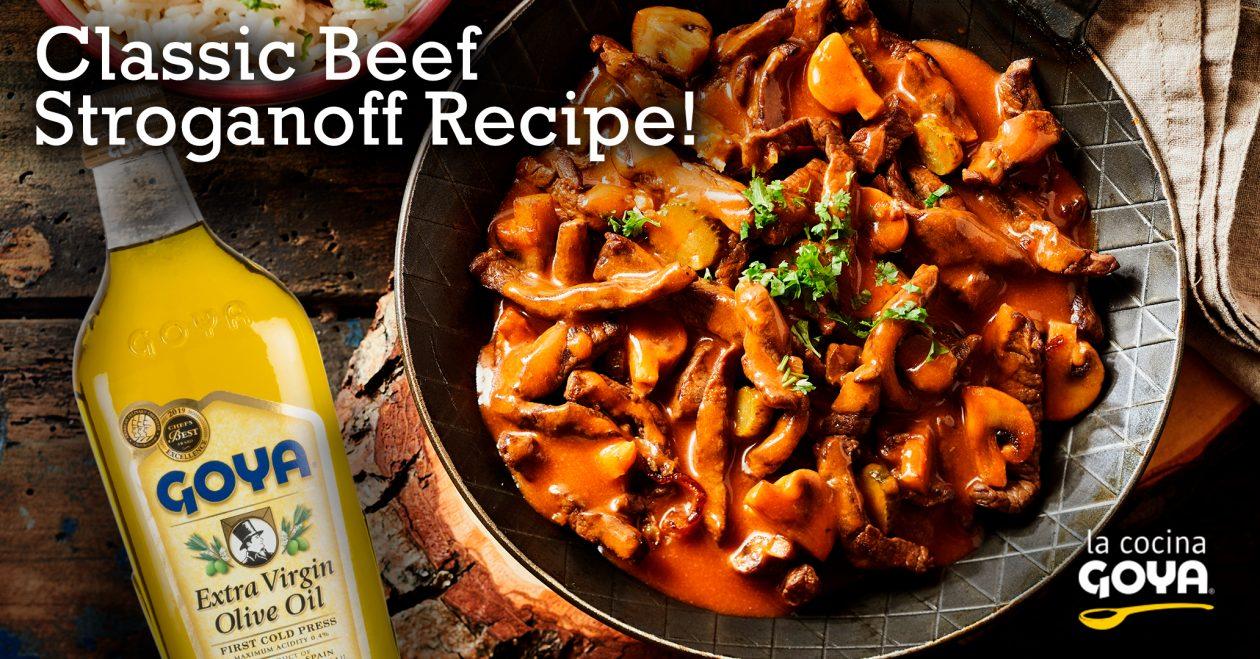 classic beef recipe
