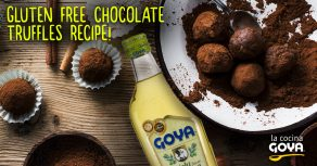 Gluten Free Chocolate Truffles Recipe!