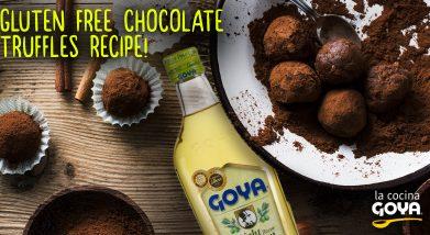 Gluten Free Chocolate Truffles Recipe!
