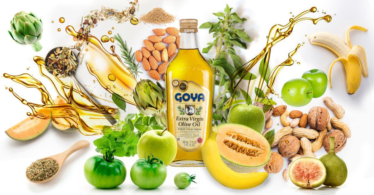 Aceite de oliva virgen extra | Goya extra virgin olive oil