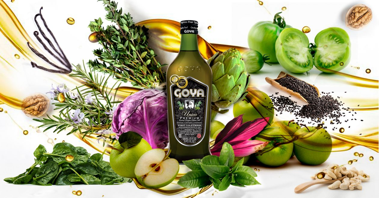 Aroma aceite unico goya