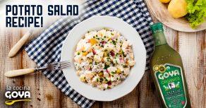 ensalada de patatas-potato salad
