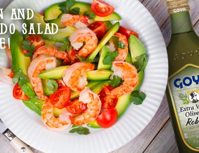 prawn-and-avocado-fresh-salad | ensalada de gambas y aguacates