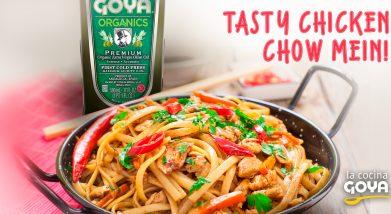 Tasty Chicken Chow Mein Recipe!