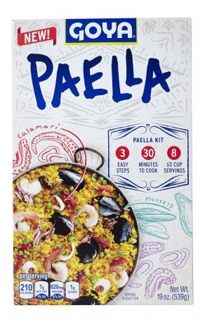 Goya paella